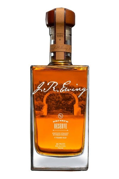 J.R. Ewing Private Reserve Bourbon
