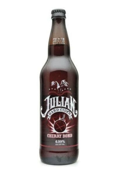Julian Hard Cider Cherry Bomb