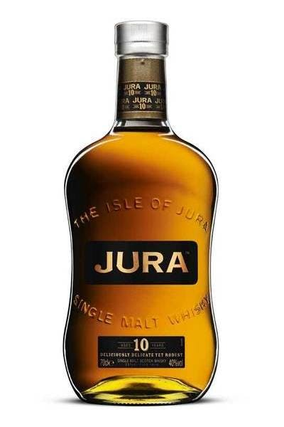 Isle of Jura Single Malt 10 Year