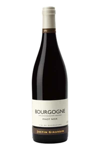 Justin Girardin Bourgogne Pinot Noir