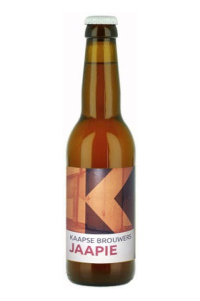 Kaapse Jaapie Red Ale