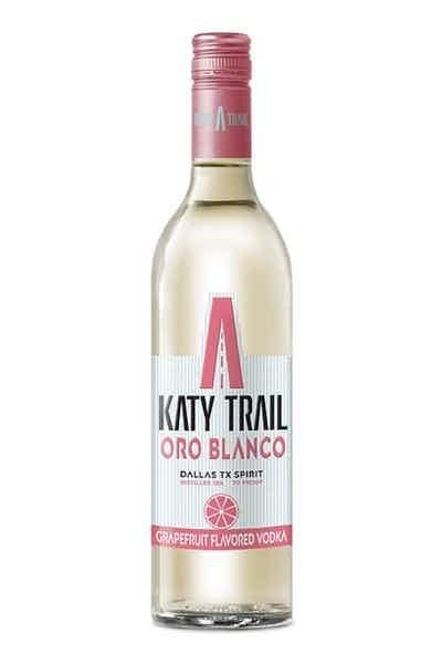 Katy Trail Oro Blanco Grapefruit Flavored Vodka