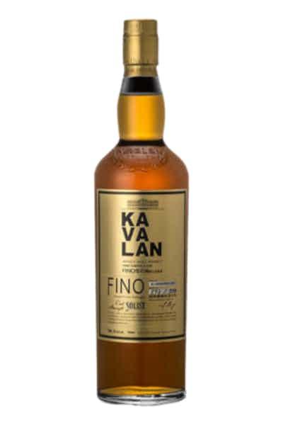 Kavalan Ex Fino Sherry Cask Single Malt Scotch