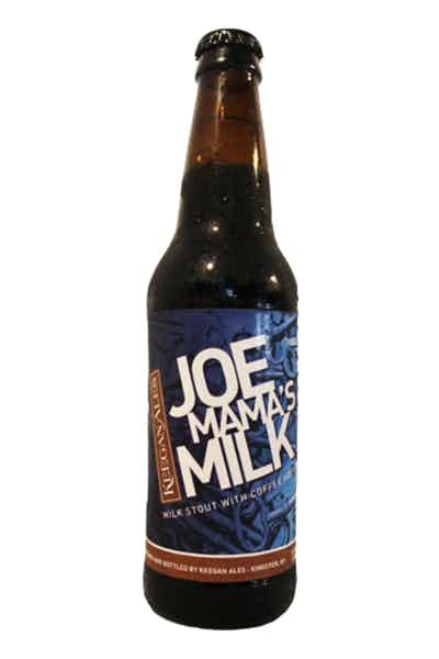 Keegan Ales Joe Mama's Milk
