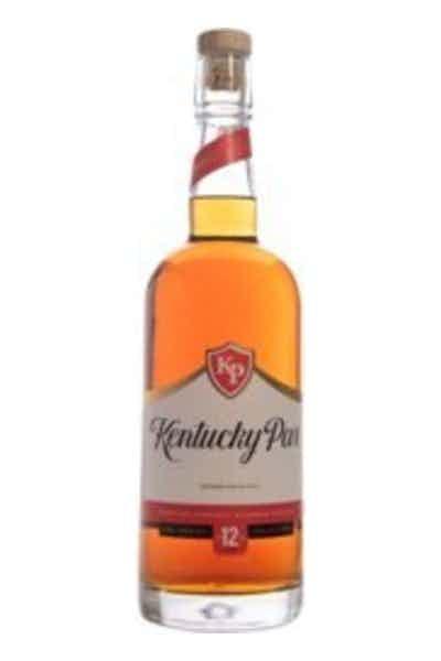 Kentucky Par 12 Year 100 Proof