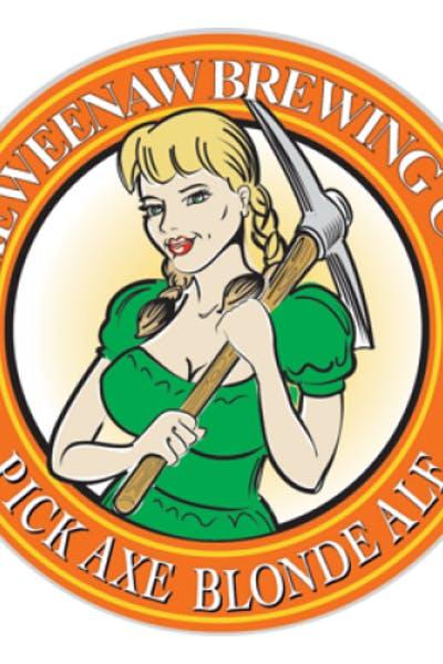 Keweenaw Pick Axe Blonde Ale