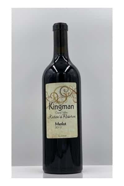 Kingman Karens Reserve Merlot