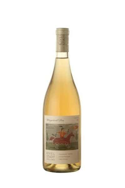 Kivelstadt Cellars Wayward Son Orange Wine
