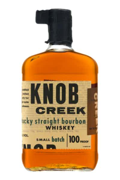 Knob Creek Bourbon Whiskey with Hot & Cold Glass