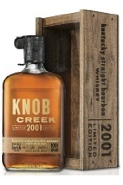 Knob Creek Limited Edition Batch #1