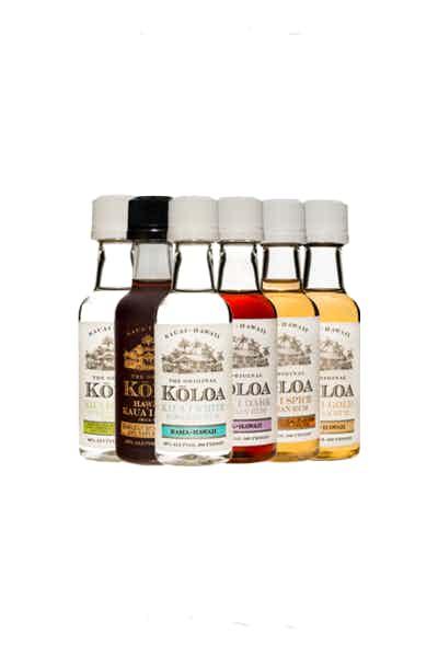 Koloa Rum Sampler Gift Box