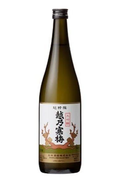 Koshi No Kanbai Tokusen Ginjo