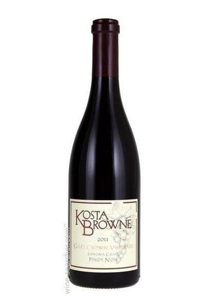 Kosta Browne Pinot Noir Kanzler Vineyard 2013