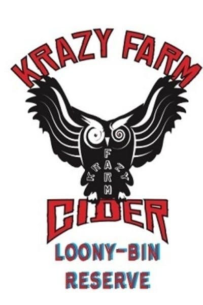 Krazy Farm Loony Bin Reserve Cider
