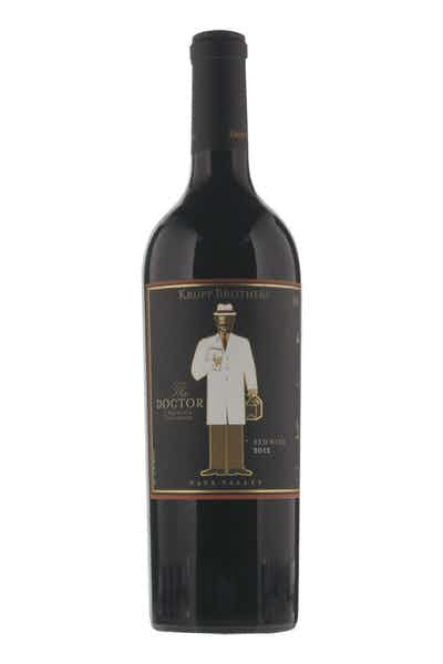 Krupp Brothers The Doctor Red Blend