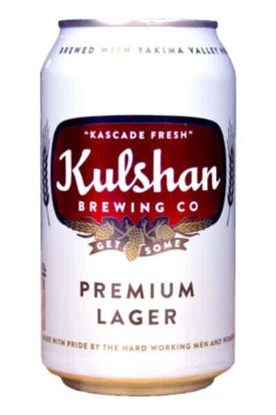 Kulshan Premium Lager