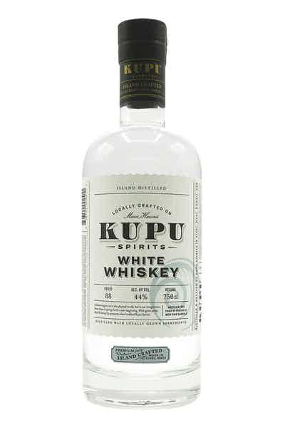 Kupu Spirits White Whiskey