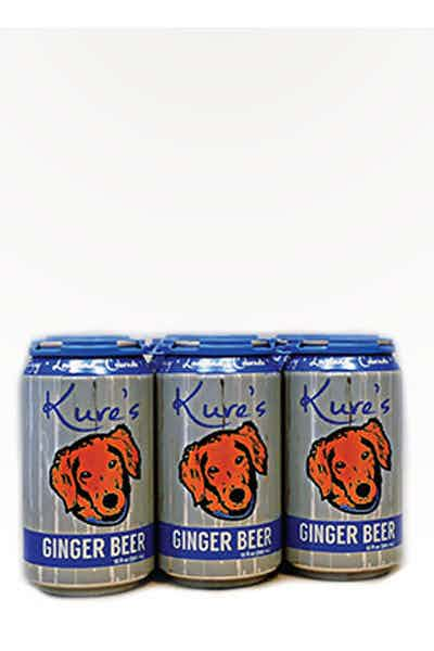 Kure's Ginger Beer