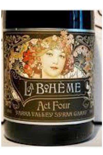 La Boheme White Wine