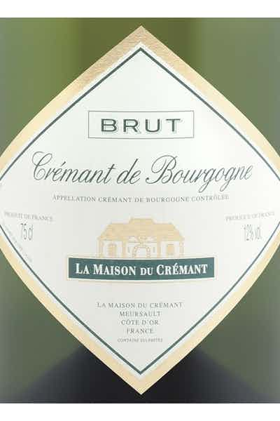 La Maison du Crémant Crémant de Bourgogne Brut