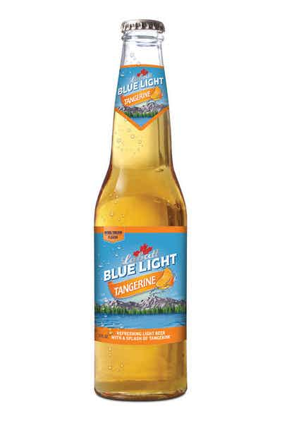 Labatt Blue Light Tangerine