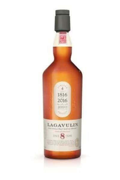Lagavulin 8 Year 200th Anniversary Limited Edition