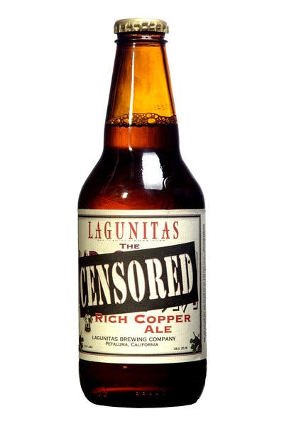 Lagunitas Censored Rich Copper Ale