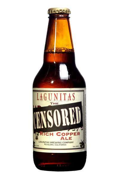 Lagunitas Censored Rich Copper Ale