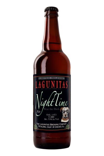 Lagunitas Night Time Black IPA