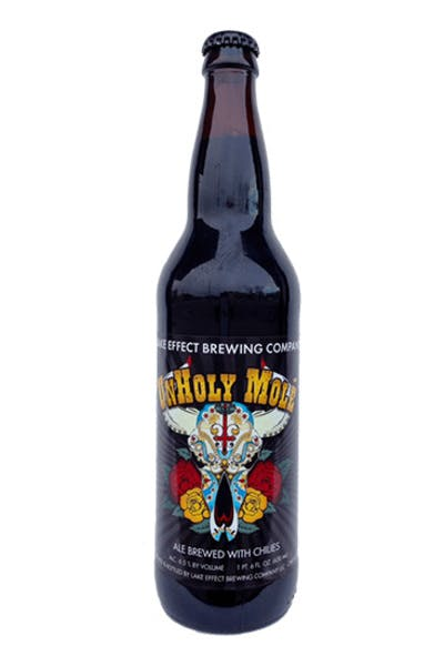 Lake Effect Brewing Unholy Mole