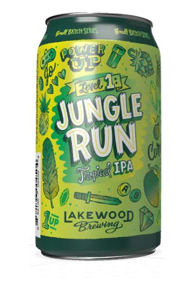 Lakewood Brewing Co. Level 1: Jungle Run Tropical IPA