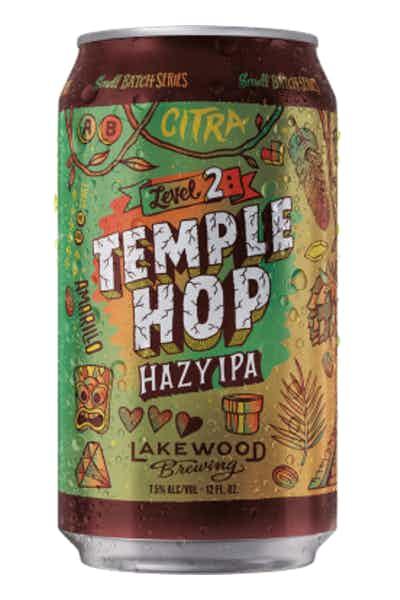 Lakewood Brewing Co. Level 2: Temple Hop Hazy IPA