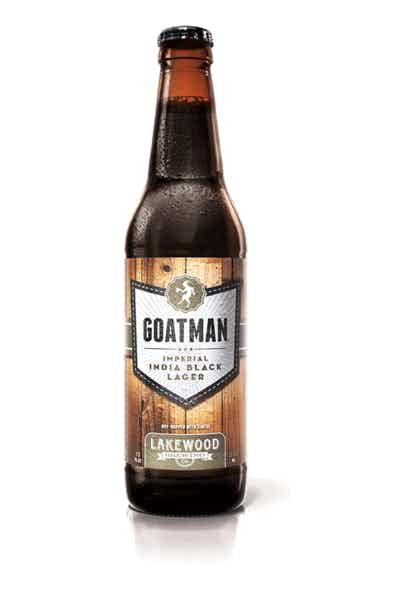 Lakewood Brewing Goatman India Black Lager