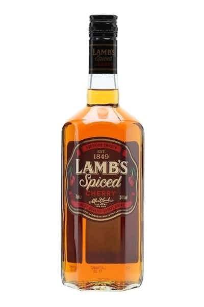 Lambs Spiced Cherry Rum