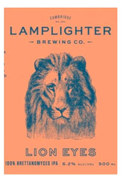 Lamplighter Lion Eyes Brett IPA