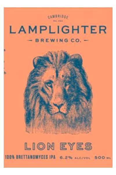 Lamplighter Lion Eyes Brett IPA