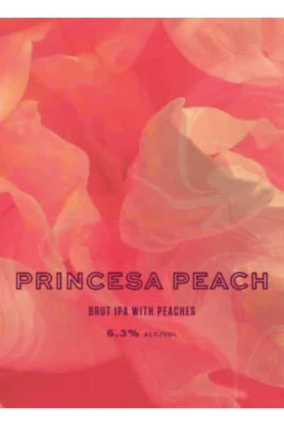 Lamplighter Princesa Peach Brut IPA