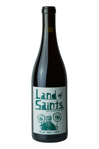 Land of Saints Pinot Noir