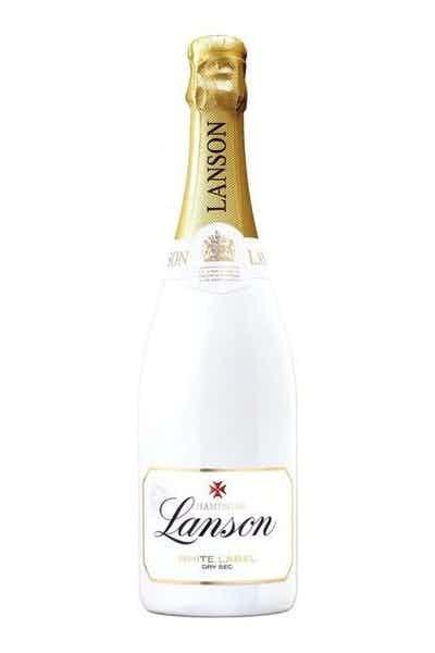 Lanson White Label Champagne