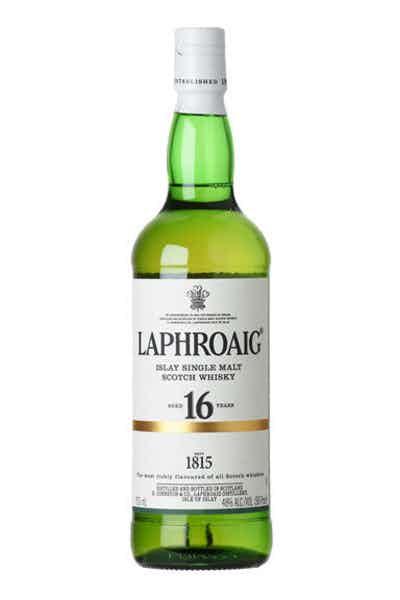 Laphroaig 16 Year Old Islay Single Malt Scotch Whisky