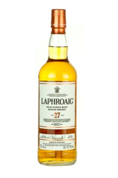 Laphroaig 27 Year