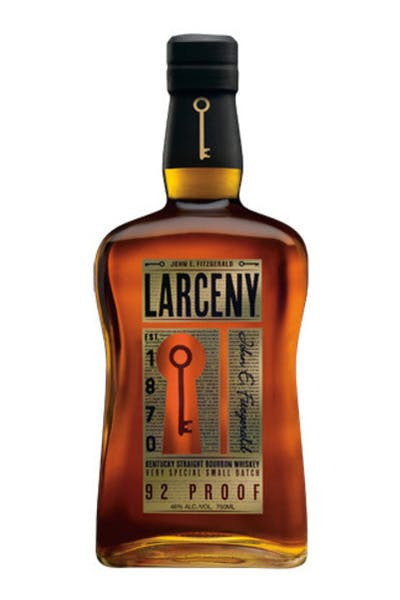 Larceny Kentucky Bourbon