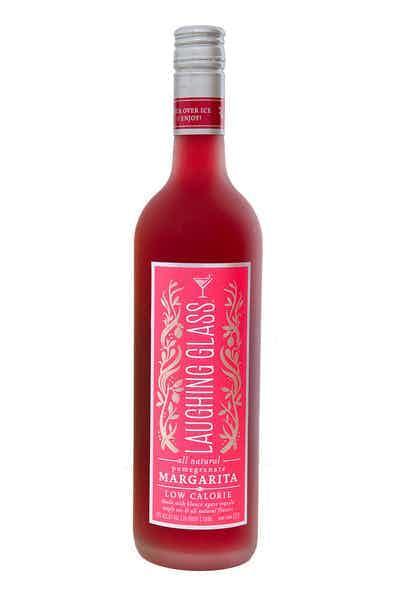 Laughing Glass Pomegranate Margarita