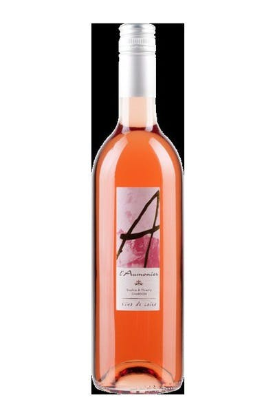 L'Aumonier Rose de Touraine