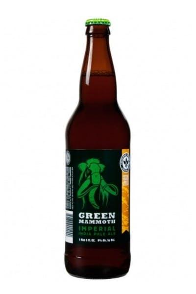 Laurelwood Green Mammoth Imperial IPA
