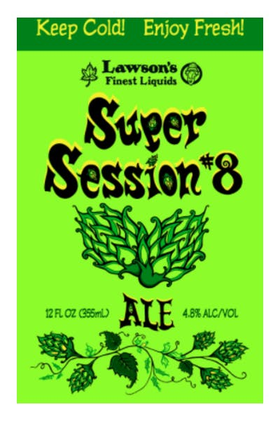 Lawson's Finest Super Session IPA #8
