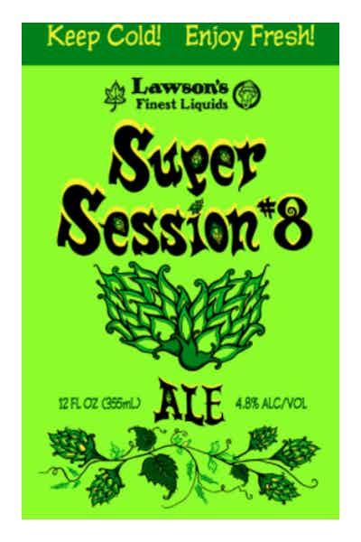 Lawson's Finest Super Session IPA #8