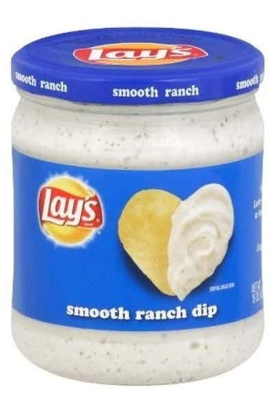 Lay's Smooth Ranch Dip