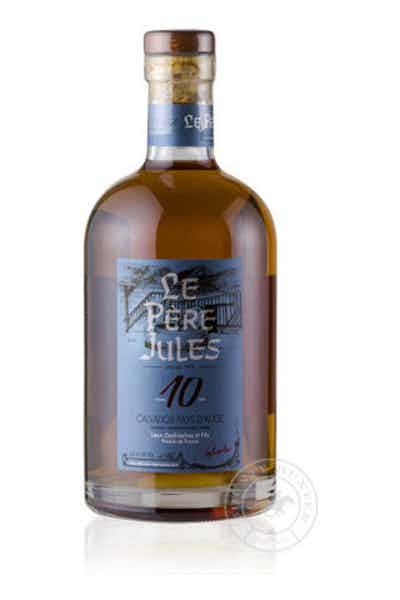 Le Pere Jules 10 Years Calvados