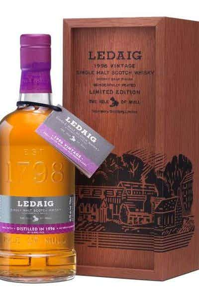 Ledaig 1996 (19 Year Old) Single Malt Scotch Whisky